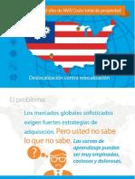 Deslocalización contra relocalización - Documento del sitio de NWI