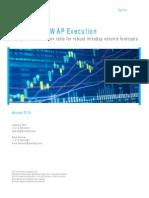 Barclays_Improving VWAP Execution_Jan 2014