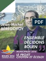Decidons Rouen_notre Projet Municipal