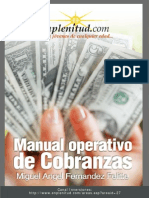 Manual Operativo de Cobranzas