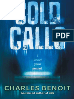 Cold Calls Excerpt by Charles Benoit