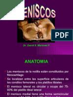 Meniscos - Dr. David Martinez, Traumatología, Ortopedia y Artroscopía