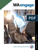 CWA Engage Magazine - Shield Numbers Page 26