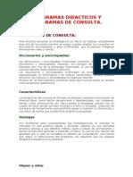 43675292 Programas Didactico y de Consulta
