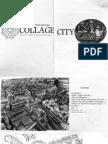 Collage City - Colin Rowe, Cambridge