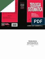 Teología Sistemática Tomo II (James Leo Garrett)