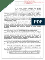 Aula 01 Direito Administrativo MPE-AM