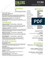 Resume FINAL - Grey and Mint
