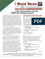 Guía para el uso del estandar AWPA
