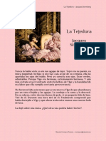 La Tejedora – Jacques Sternberg