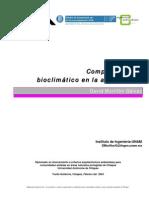 Comportamiento Bioclimatico en La Arquitectura