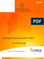 Microsoft Power Point 2007