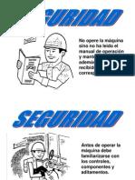 Seguridad Excavadora