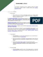 Farmacologie LP_01_Notiuni Introductive Farmacologie