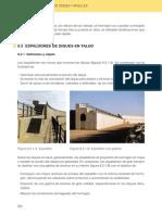 Superestructura de Diques y Muelles (Espaldones de Diques en Talud)