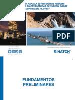 Cargas Hidrodinámicas sobre estructuras marítimas