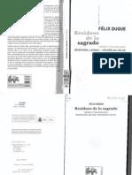 Félix Duque. Residuos de lo sagrado tiempo y escatología. Heidegger, Levinas, Hölderlin, Celan.pdf