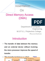 Direct Memory Access (DMA).Ppt
