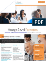 Manage and Art - Jean Marc Pescia Formation Ecoute Active