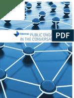 Edelman - Public Engagement in the Conversation Age