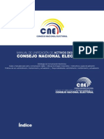 Manual Cne