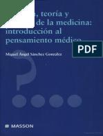 historia, teoria y metodo de la medicina