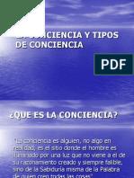 La Conciencia y Tipos de Conciencia.pptssg