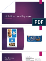 nutrition health project