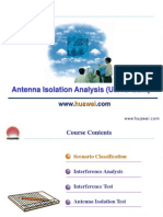 W(Level3) WCDMA RNP Antenna Isolation Analysis (UMTS GSM) 20041217 a 1[1].0