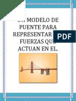 Un Modelo de Puente