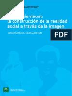 """José Manuel Echevarren. """"Sociologia Visual"""""""