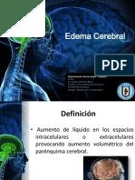 Neurocirugia - Edema Cerebral