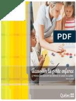 programme educatif