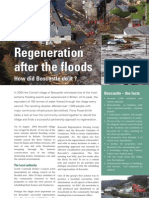 How did Boscastle do it ?Regeneration after the floods - CoastNet The Edge Winter 2007
