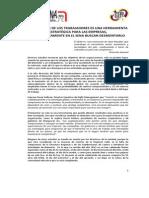 Estrategia de Desmonte Del Bienestar Social de Los Trabajadores Del Sena[1]