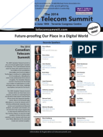 The 2014 Canadian Telecom Summit