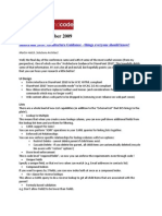 SharePoint 2010 Architecture Guidance