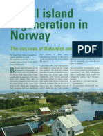 Small island regeneration in Norway The success of Bulandet and Værlandet - CoastNet The Edge Spring 2007