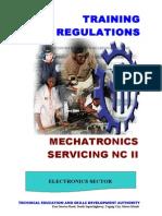 Mechatronics Servicing NC II