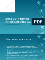 2013-2014 North American Cold Wave