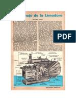 El Manejo Da La Limadora