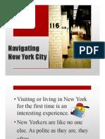 Navigate NYC 2012