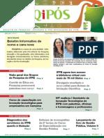 PESQiPOS - Edicao 1- Marco 2012