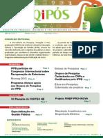 PESQiPOS - Edicao 2- Junho 2012