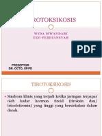 CSS Tirotoksikosis