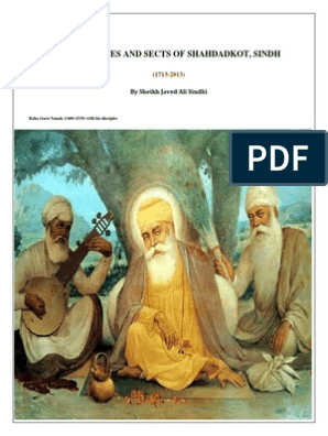 Hindu Castes and Sects of Shahdadkot Sindh 2014 | Sindh