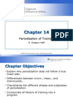 Chapter14 Periodization of Training