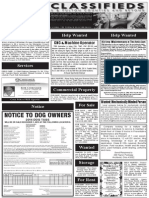 1 22 14 Classifieds