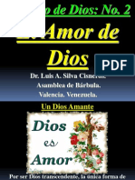 Caracteristicas Del Amor de Dios Completa