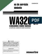 KOMATSU - Manual Mantenimiento WA320-5h